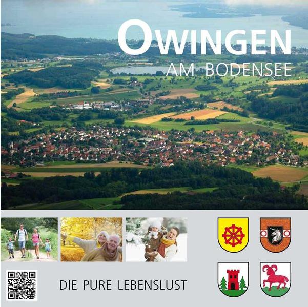 Aktualisierte 2. Auflage Gemeindehandbuch Owingen 2015